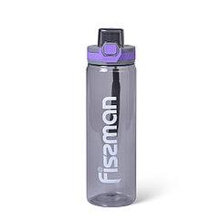 Бутылка для воды 750мл, 25см (пластик)