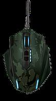 Мышь игровая Trust GXT155C GAMING MSE-CAMO зеленый