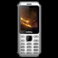 Мобильный телефон Nobby 320 серебро