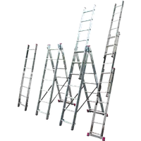 CORDA Универсальная лестница 3*14 (010452)