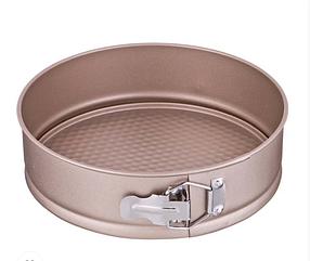 Форма для выпечки разъемная с антипригарным покрытием 28*7 см Agness 708-075