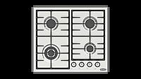 Встраиваемая газовая плита DANKE 6400 CFF inox 2