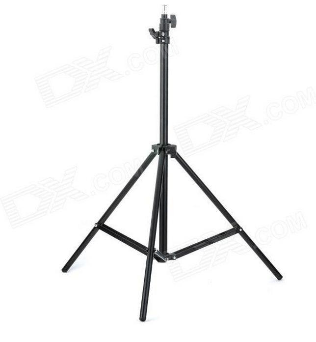 """Стойка 190 см для студийного света до 3 кг с алюминиевой головкой 1/4 """" - фото 2"""