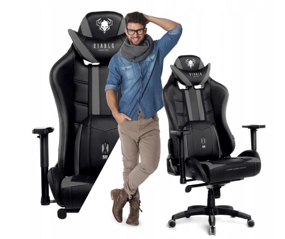 Кресло геймерское игровое DIABLO X-RAY XL