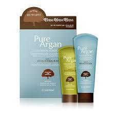 ECO ennea Pure Argan Пилинг-гель для яркости кожи (набор)