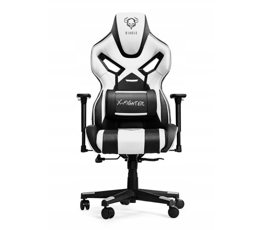 Кресло геймерское игровое компьютерное DIABLO X-FIGHTER