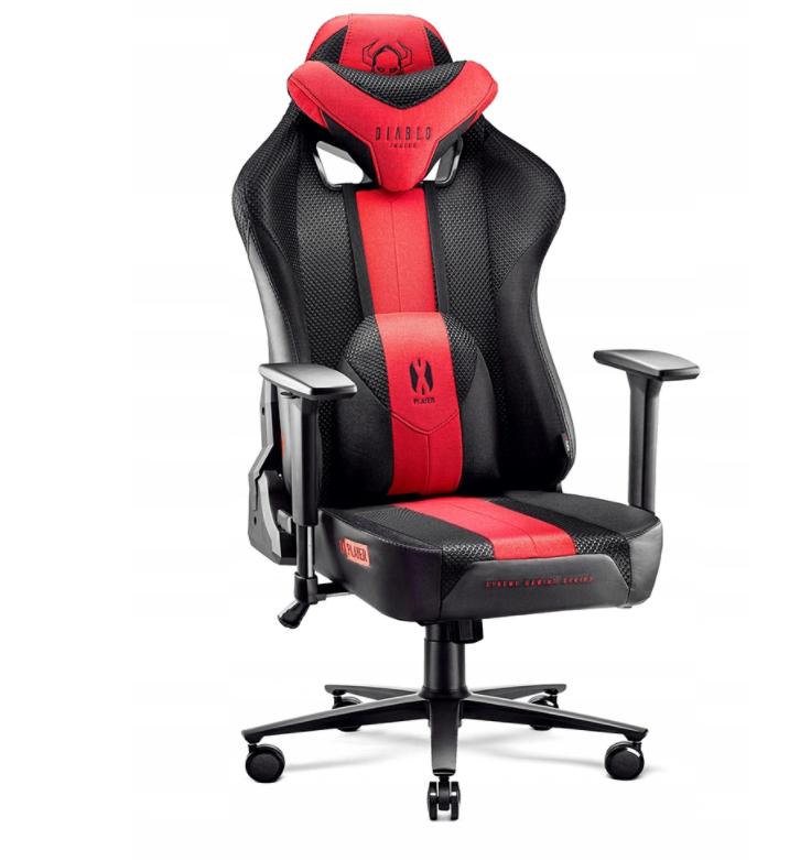 Кресло геймерское игровое X-PLAYER KING