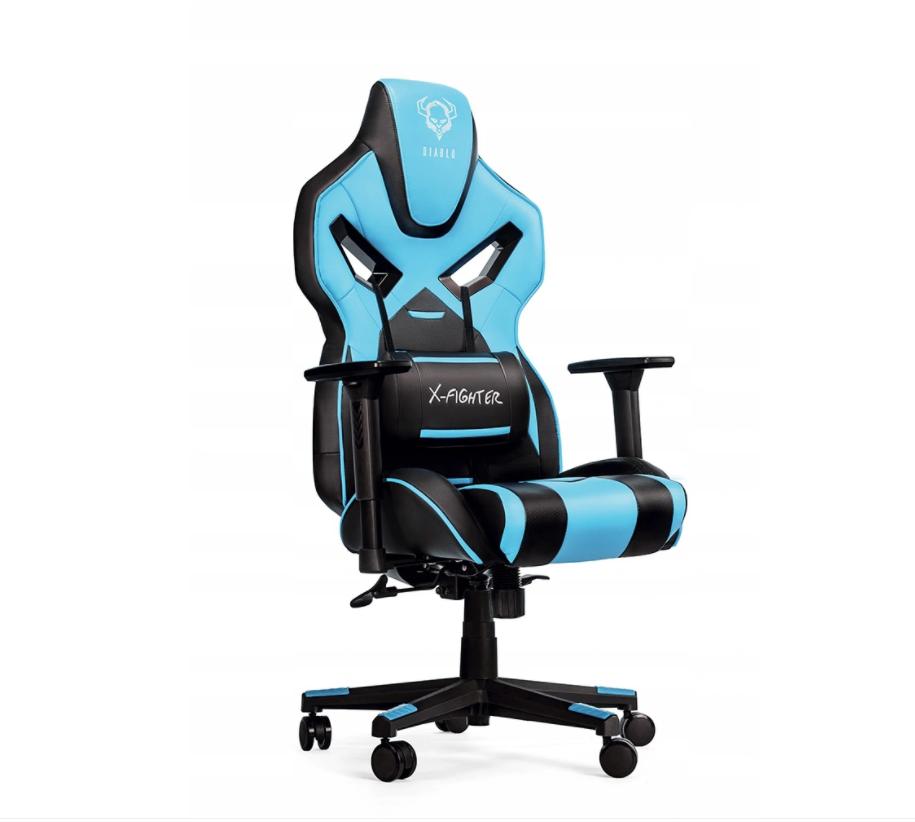 Кресло геймерское игровое DIABLO X-FIGHTER