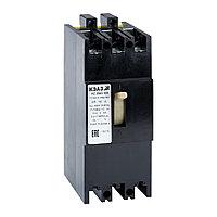 Выключатель автоматический АЕ2046-100-10А-12Ih-400АС-У3-КЭАЗ