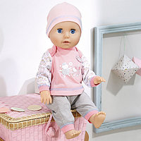 Baby Annabell Бэби Аннабель Кукла интерактивная Учимся ходить, 43 см, фото 1