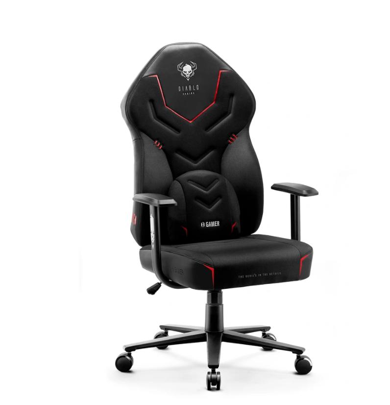 Кресло геймерское игровое  DIABLO X-GAMER