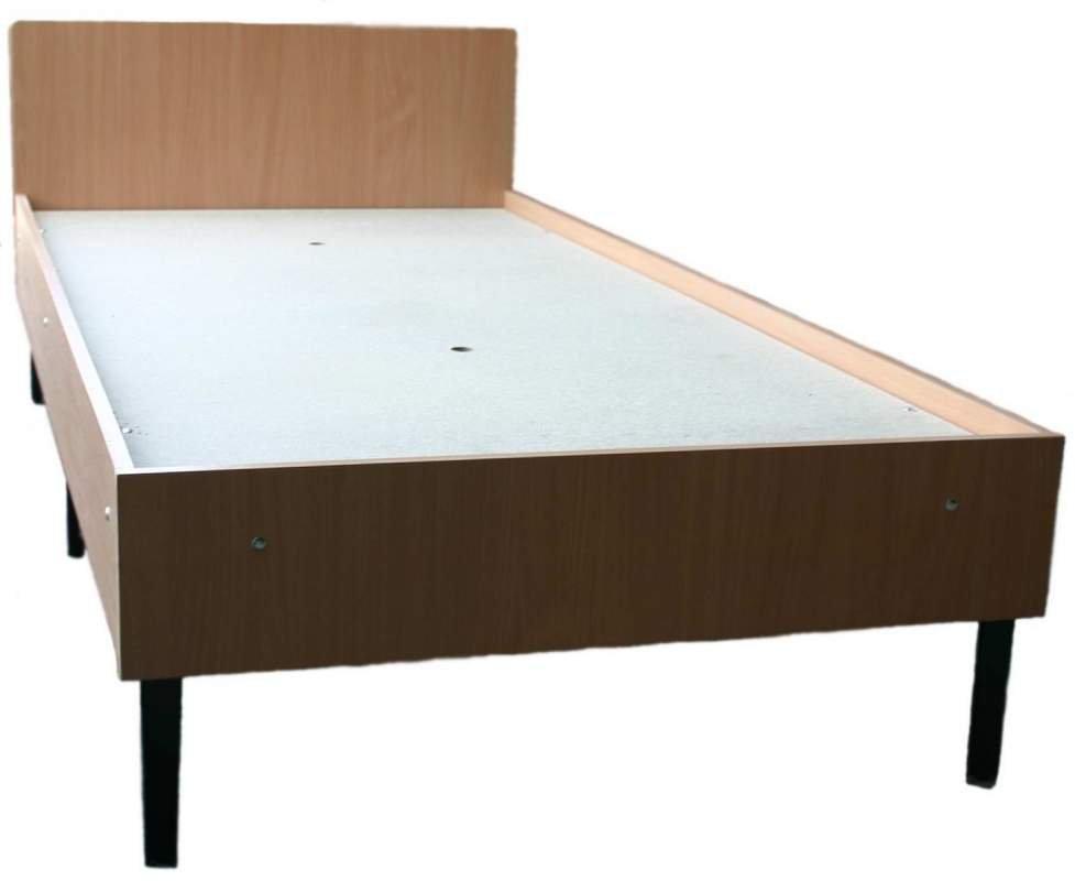 Кровать односпальная комбинированная