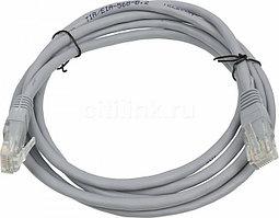 Патч-корд UTP Ritmix RCC-081 литой, кат.5e, 5m, CCA