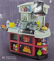 Детская игровая кухня Spraying mist kitchen, 52 предмета