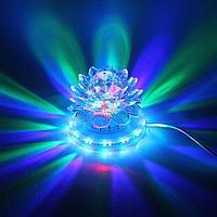 Диско-шар светодиодный Лотос, фото 1
