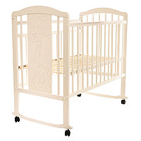 Кровать детская Pituso Noli Жирафик Слоновая кость