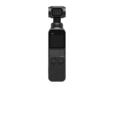 Видеокамера DJI Osmo Pocket черный