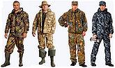 Одежда для охоты, рыбалки, туризма URSUS