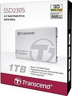 Жесткий диск SSD 1TB Transcend TS1TSSD230S