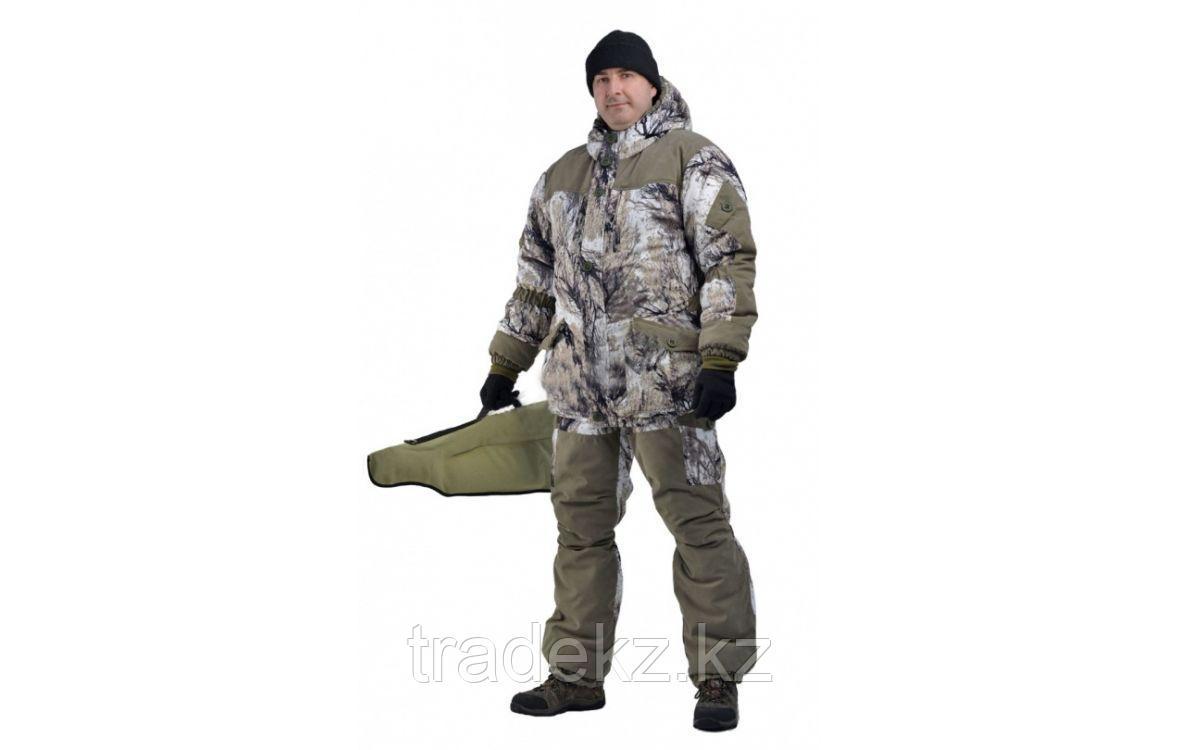 Костюм зимний для охоты и рыбалки URSUS Nordwig Donbass (снежный лес), размер 44-46