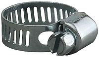 Хомуты STAYER стальные оцинкованные, 14-27 мм,