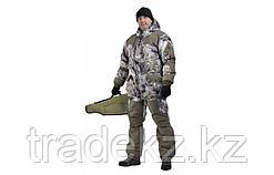 Костюм зимний для охоты и рыбалки URSUS Nordwig Donbass (снежный лес), размер 56-58