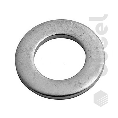Шайба плоская ГОСТ 11371-78 (аналог DIN 125) оцинкованная М20