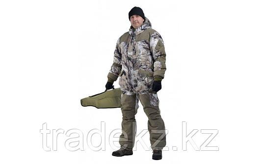 Костюм зимний для охоты и рыбалки URSUS Nordwig Donbass (снежный лес), размер 60-62, фото 2