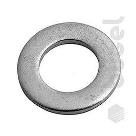 Шайба плоская DIN 125 (ГОСТ 11371-78) оцинкованная