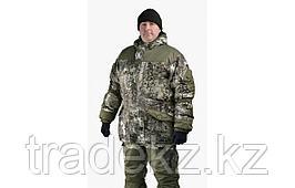 Костюм зимний для охоты и рыбалки URSUS Nordwig Donbass (серая глина), размер 44-46, фото 2