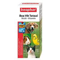 Bea Vit Total 50 мл – Витамины для кошек, собак и птиц во время линьки