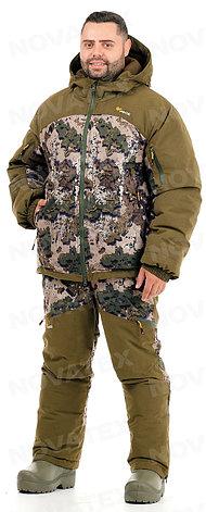 Костюм зимний для охоты и рыбалки Novatex Кобра, размер 52-54, фото 2