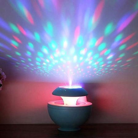 Увлажнитель воздуха с подсветкой, фото 2