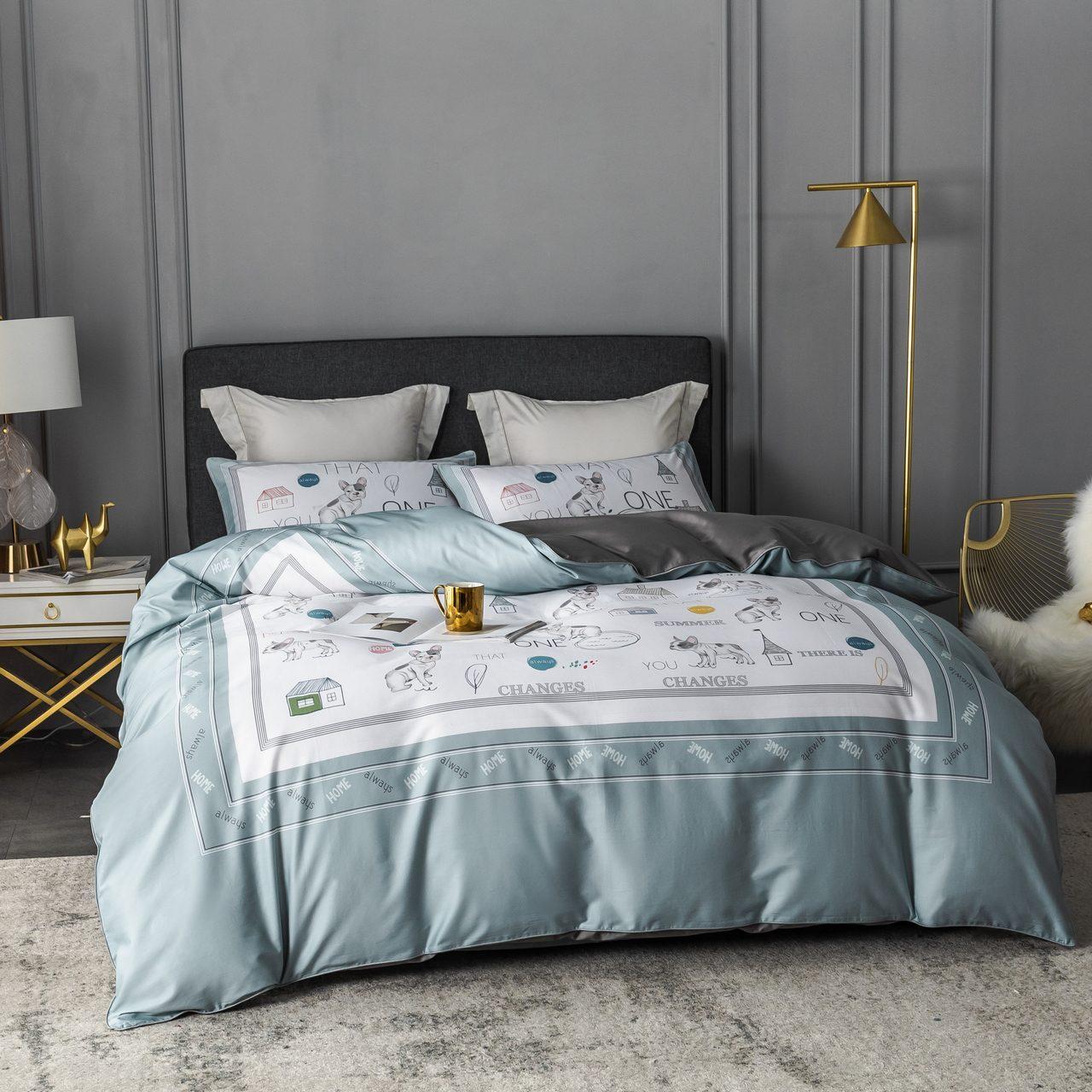 Комплект постельного белья Сатин Премиум - фото 2