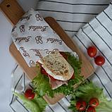 Восковая салфетка 30 на 30 для хранения еды Beelab., фото 2
