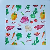 Восковая салфетка 30 на 30 для хранения еды Beelab., фото 5