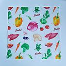 Восковая салфетка 36 на 36 для хранения еды Beelab., фото 5