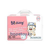 Трусики BB Kitty XL (12-17кг)  44 штуки