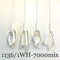 Лофт светильники на 1 лампу 1136 1wh