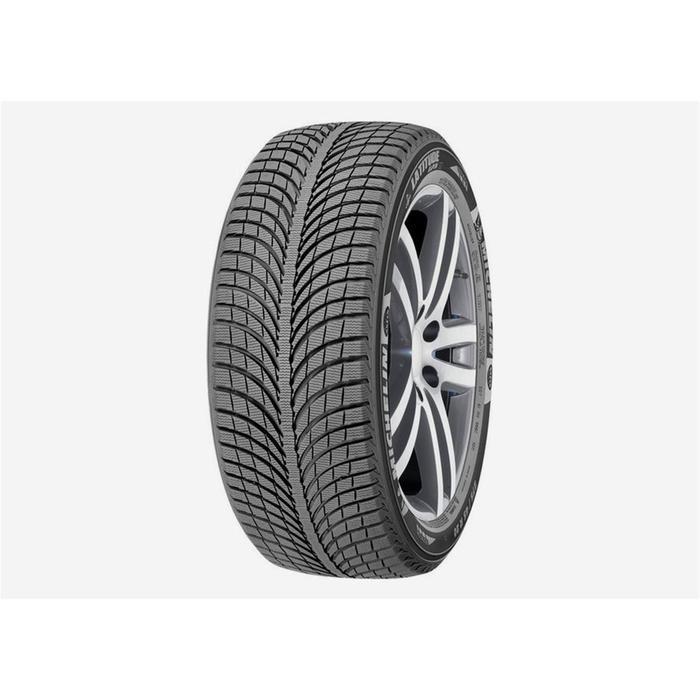 Шина зимняя нешипуемая Michelin Latitude Alpin 2 255/55 R18 109H RunFlat (✩)