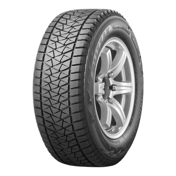 Шина зимняя нешипуемая Bridgestone Blizzak DM-V2 265/65 R17 112R