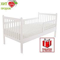 Кровать подростковая Pituso Emilia New Белый, фото 1