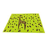 Сервировочный коврик на обеденный стол 35x28 см (силикон)