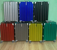 Разноцветные чемоданы