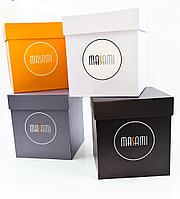 Подарочные коробки с логотипом на заказ в Алматы