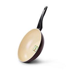 Cковорода OLYMPIC 28 см глубокая (алюминий)