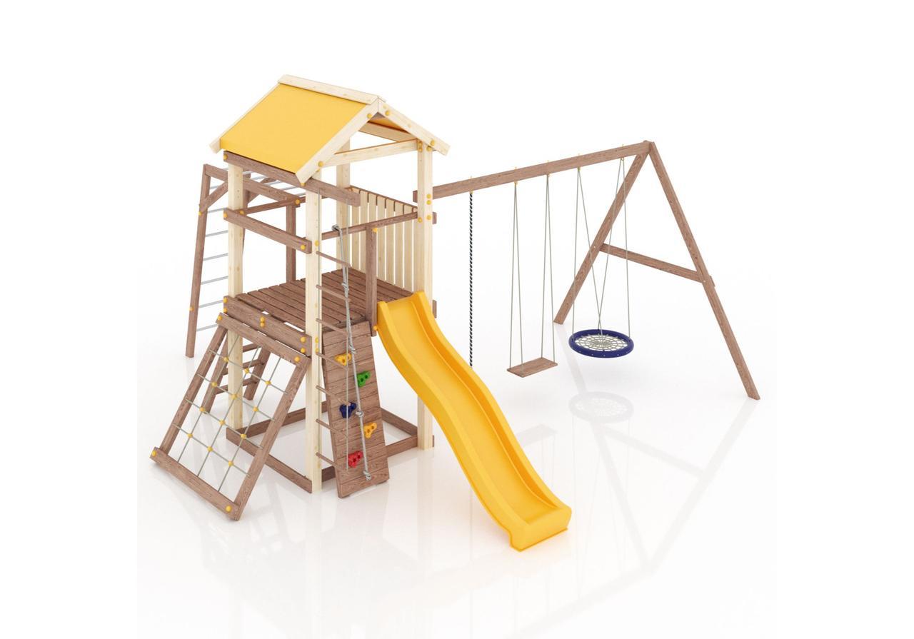 Детская игровая площадка — Король Джулиан