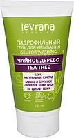 Гидрофильный гель чайное дерево для умывания кожи лица