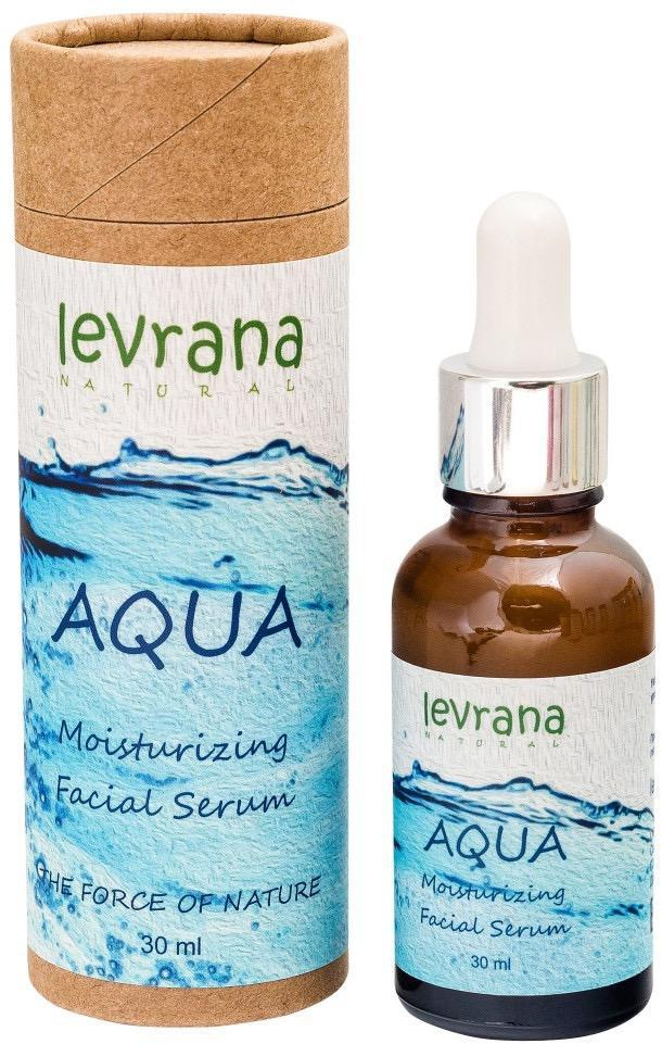 Увлажняющая сыворотка для лица «Aqua»