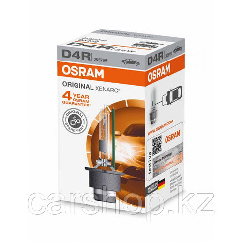 Ксеноновая лампа Osram Xenarc Original D4R 66450